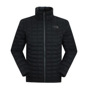 The North Face 男 ThermoBall保暖外套 黑-NF0A3667XYM
