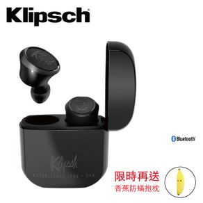 美國 Klipsch 古力奇 入耳式無線耳機 T5 True Wireless