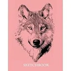 """Sketch Book 8.5"""" X 11"""", Personalized Artist Sketchbook 120 pages"""