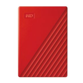 WD My Passport for Mac 5TB 2.5吋USB-C行動硬碟