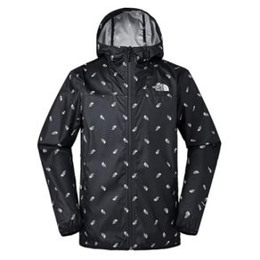 The North Face 男 防風防潑水外套 黑-NF0A3VAI9UT