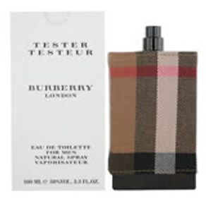 BURBERRY LONDON 倫敦男性淡香水 100ml