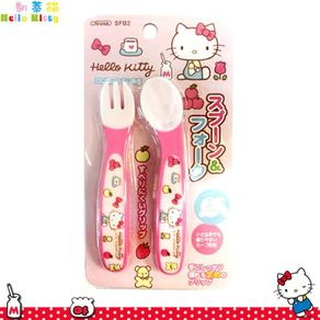 日本Hello Kitty叉子-